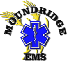 Moundridge EMS logo