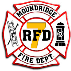 Moundridge Fire Department Logo