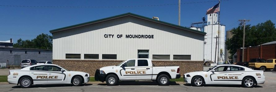 Moundridge Police Department Vehicles